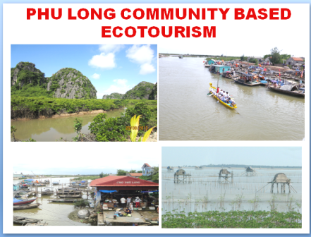 PHU LONG COMMUNITY BASED ECOTUORISM